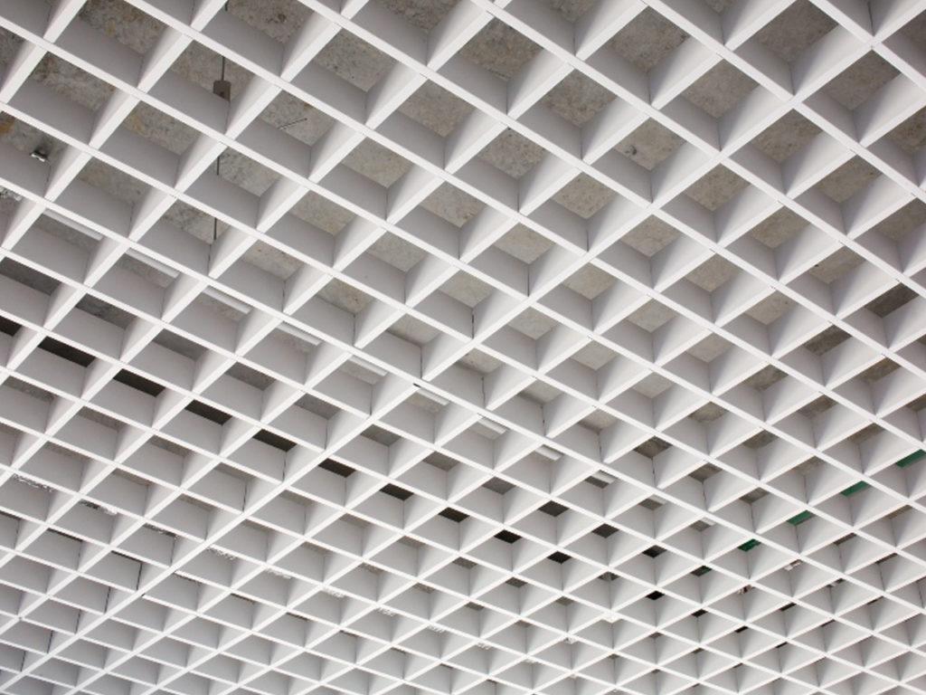 Потолок Грильято в Казани