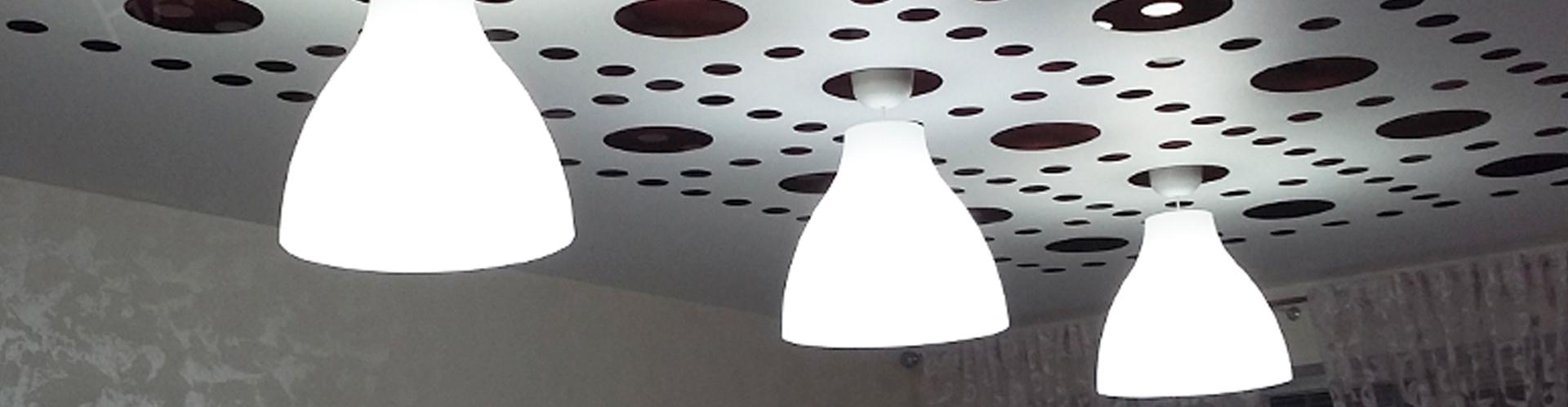Что делать с натяжными потолками при замене труб отопления