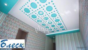 Резные натяжные потолки в Казани