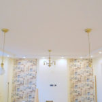 Тканевые натяжные потолки в Казани